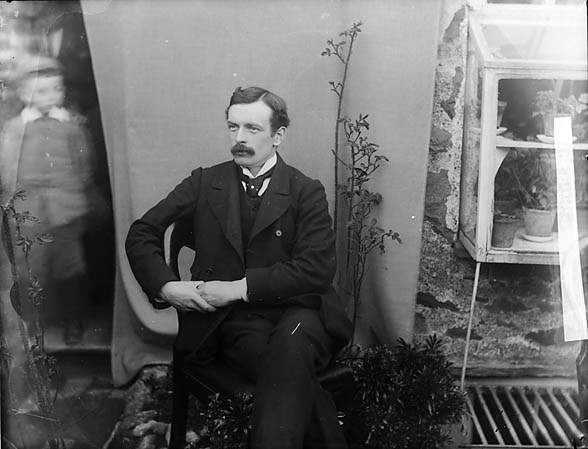 Lloyd George, ca. 1890 by John Thomas